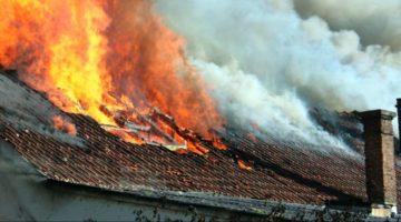 duurzame kant van een brandveilig pand